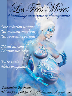 Body painting PUBpetite
