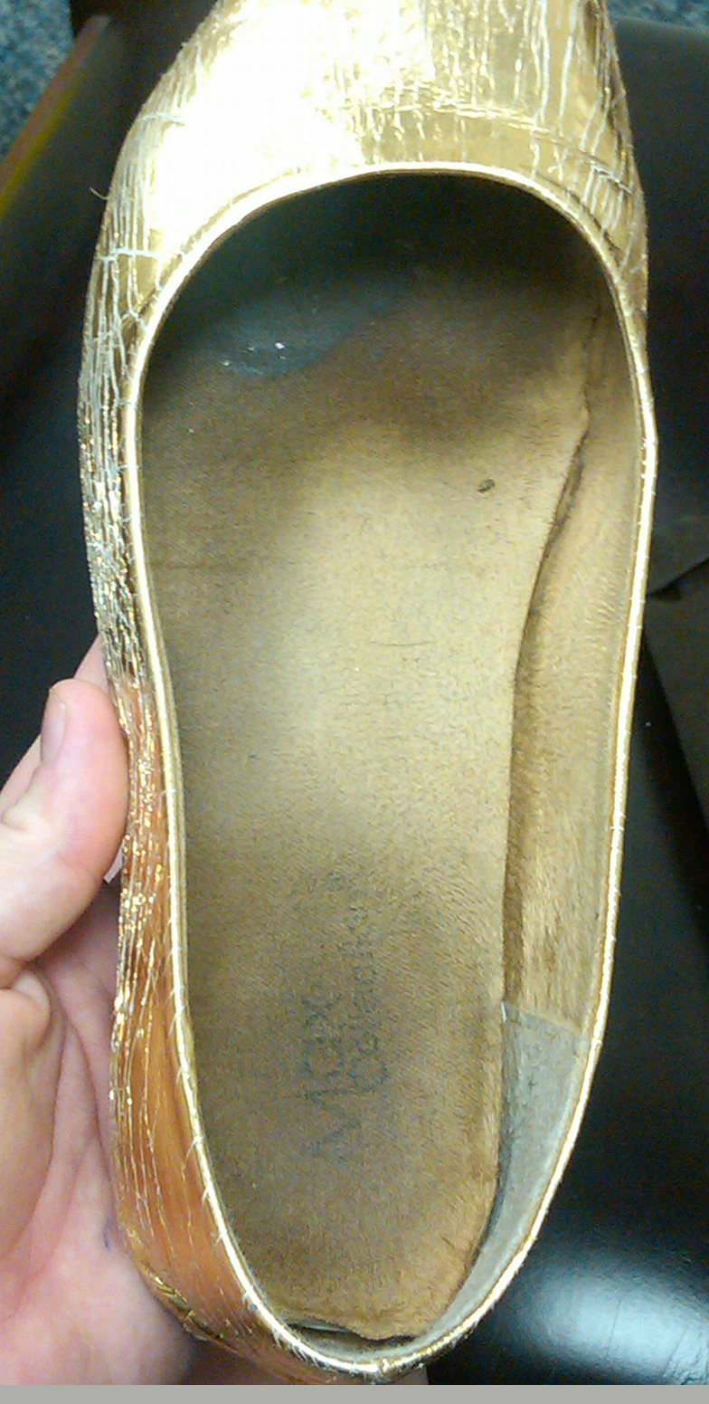 Shoes For Swollen Feet Flats