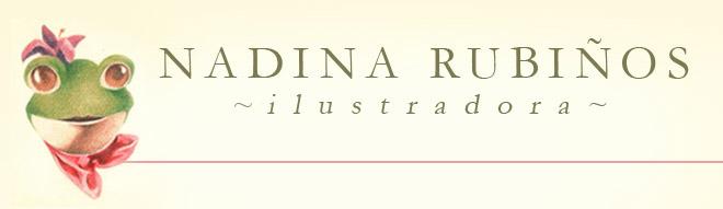 Nadina Rubiños - Children illustration