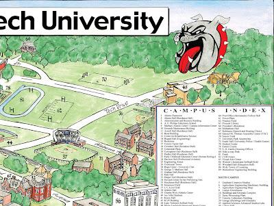 Garrison39s Map Revisions Louisiana Tech University
