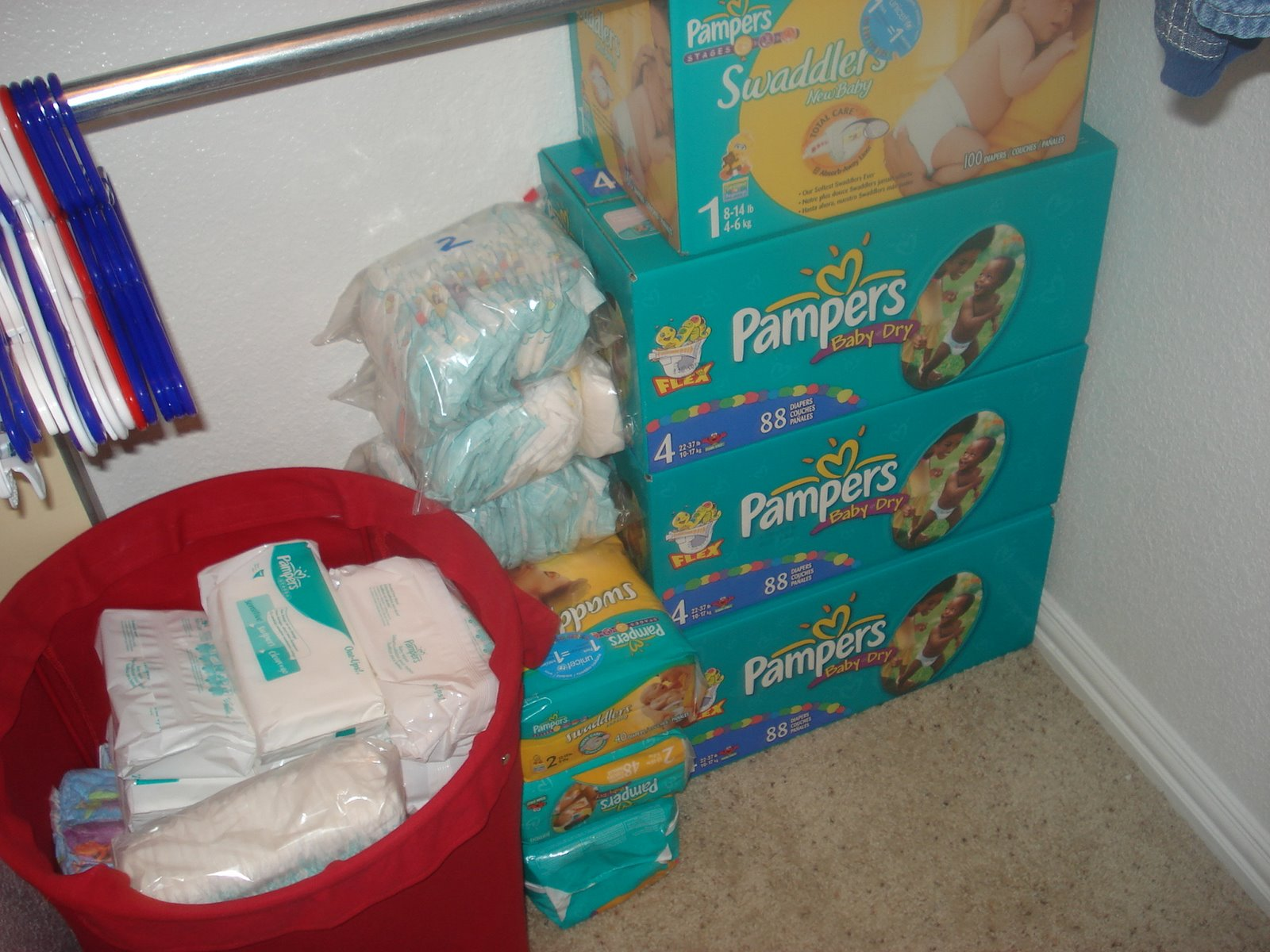 Our Growing Family: Diaper Free....Could it Be?