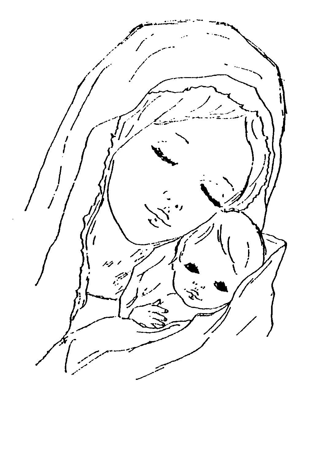 Gustad y ved: VIRGEN MARIA 2