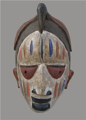 Máscara Africana II.