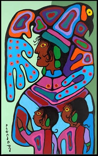 NORVAL MORRISSEAU BLOG: The Edwards Collection (Part III)