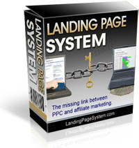 Landing Page System
