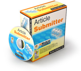 Free Article Submitter Software