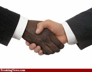 stuff white people do shake hands our way