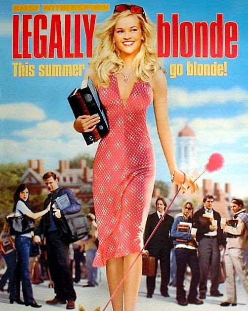 legally blonde analysis Post your review / analysis in as much detail and as personally as you want this is your chance to share your innermost thoughts on legally blonde image optional you can include an image to complement your analysis answer humanoid test one + = latest questions.