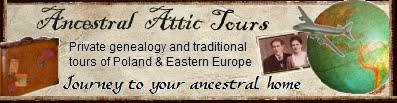 Ancestral Attic Private Tours
