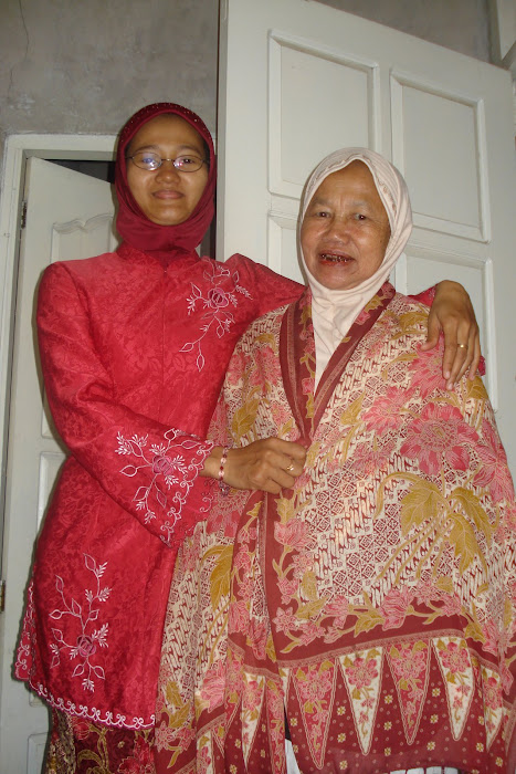 My Wife & Grand Mother
