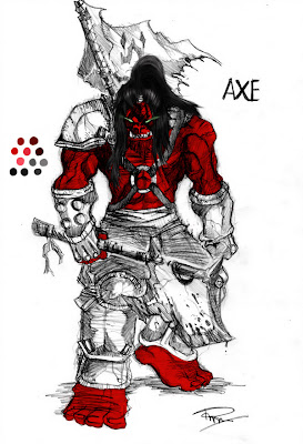 Axe, The Mogul Khan - DotA Hero Strategy Guide | Dota-Utilities