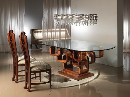Round Wooden Kitchen Table Rooster Decor Architecture Homes: Glass Dining Table,glass ...