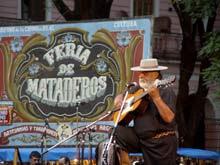 Mataderos Weekend Fair