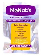 McNab's Energy Tabs