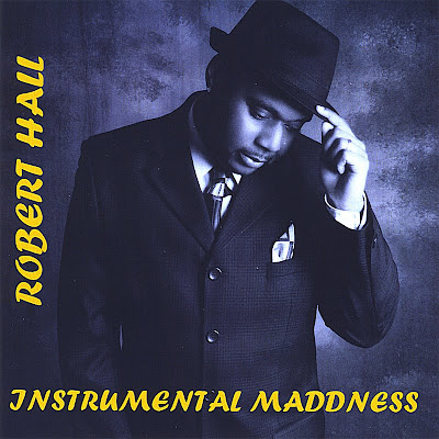 Cover: Robert Hall - Instrumental Madness