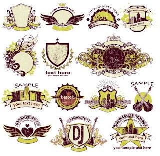 Amazing SS Shields Crowns Columns