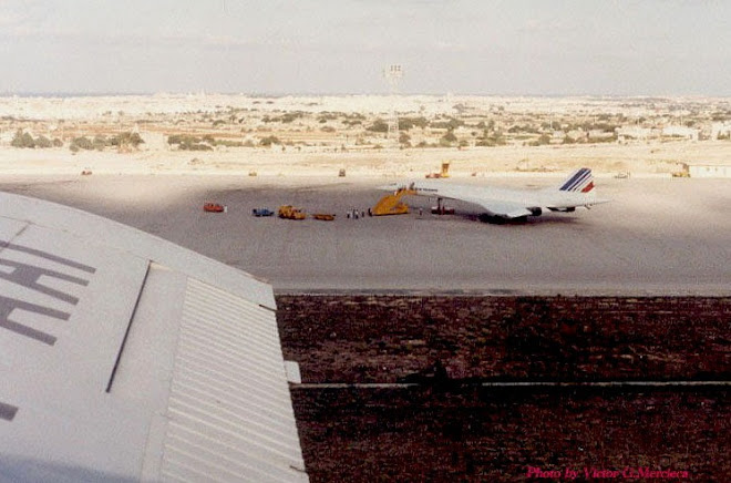 Malta International Airport 1983