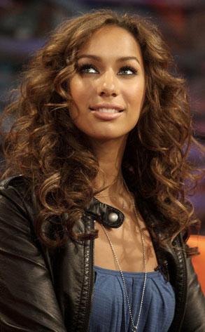 leona lewis curly hair - photo #12