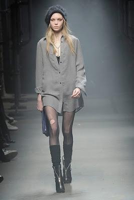 Fashion, alexanderwangd08 TrendSpark: Cheap, Ripped Stockings