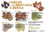 tArdor LLibertÀria a bErga