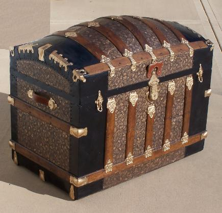 Antique Travel Trunks For Sale