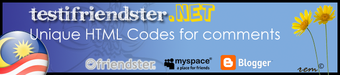 TestiFriendster.net