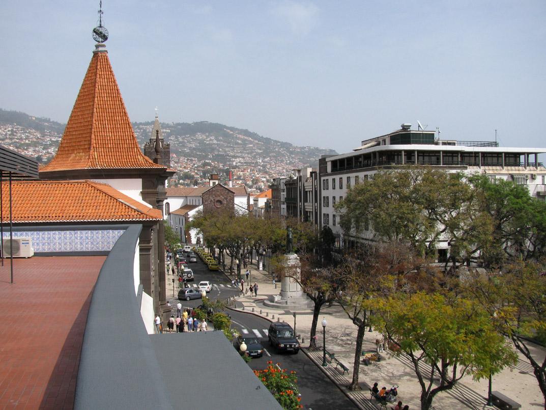 Arriaga, a central avenue