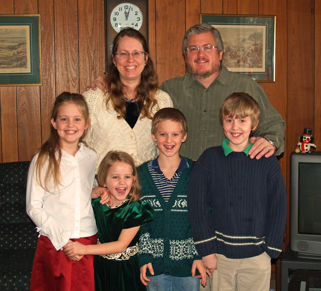 John Maddocks and Family