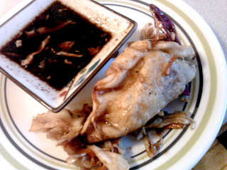 Leftover Creation: Clean out the Crisper Vegetarian Fried Rice and Egg Rolls Recipes 13