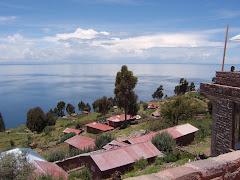 Isla Taquile/Titicaca
