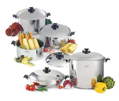 Rena ware internacional paquete 40 aniversario for Precios de utensilios de cocina rena ware