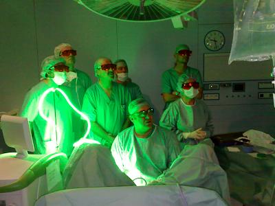 cirugía láser de próstata ¿cómo respiro?