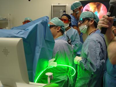 Cirugía láser de próstata en Ancona San Francisco