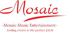 Mosaic Music Entertainment's BLOG