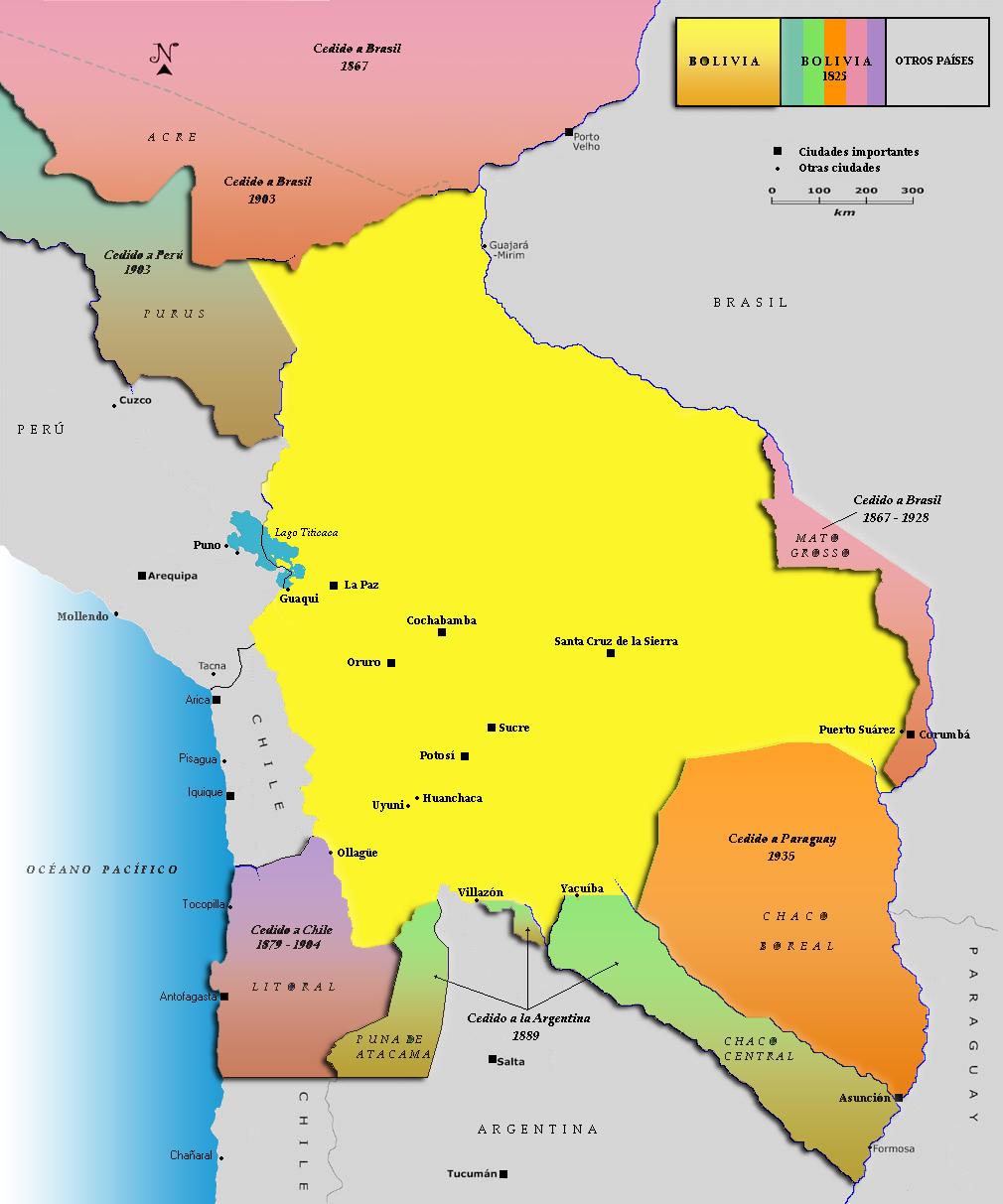 La guerra del Pacífico de 1879