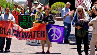 Mike Aguirre argues City of San Diego's Case Against Blackwater