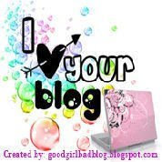 i ♥ YoUr bLoG