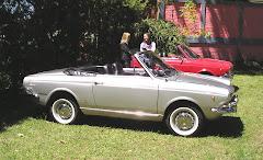 MI FIAT 800 SPIDER VIGNALE AÑO 1968