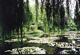 Monet's waterlilies at Giverney