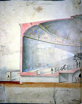 Cinématorama parlant d'Auguste Baron