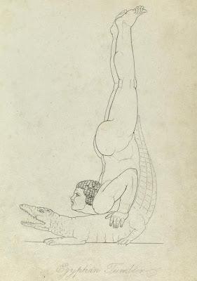 Egyptian Tumbler