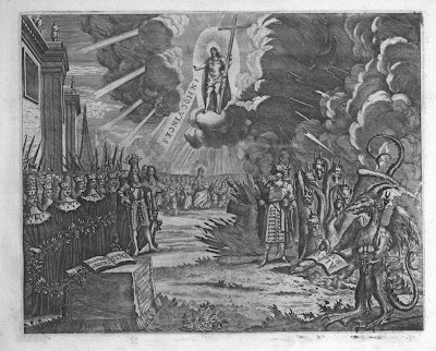 1664 Allegorie auf die Türkenabwehr