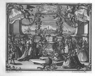 1763 Der Hubertusburger Friede