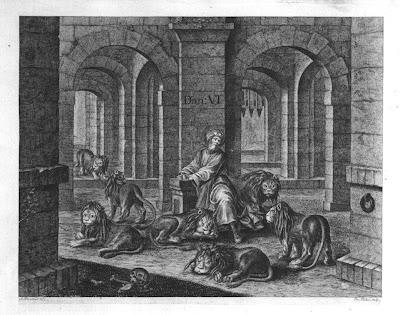 1776 Daniel in der Löwengrube