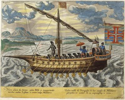Itinerario, voyage ofte schipvaert
