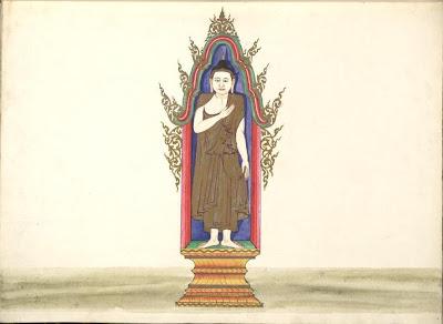 Gaudama Buddha