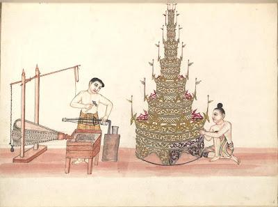Pagoda smith