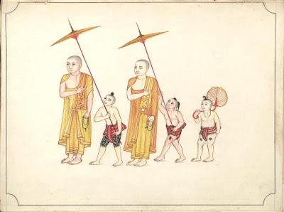Rahan Procession