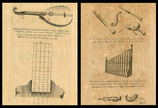 More musical instruments - Pars II Lib. VI p240 - Pars II Lib. VI p242