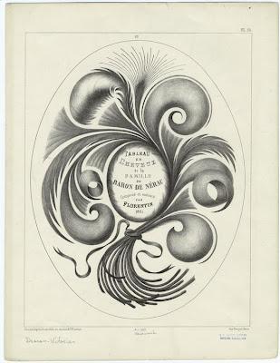 Titlepage - Dessiné d'après les modéles en cheveux